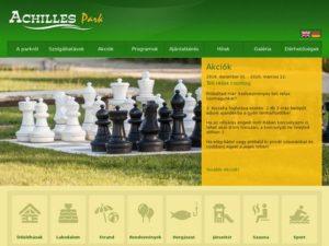 Esküvői szolgáltató: Achilles Park