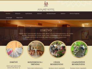 Esküvői szolgáltató: Alfa Art Hotel