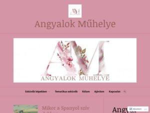 Esküvői szolgáltató: Angyalok Műhelye