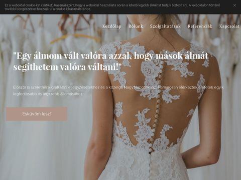 Esküvői szolgáltató: Az Esküvőszervező