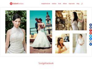 Esküvői szolgáltató: Berkes Babett