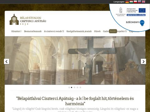 Esküvői szolgáltató: Bélapátfalvai ciszterci kolostor