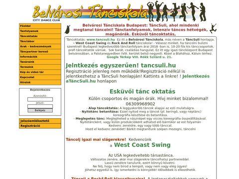 Esküvői szolgáltató: Belvárosi Tánciskola