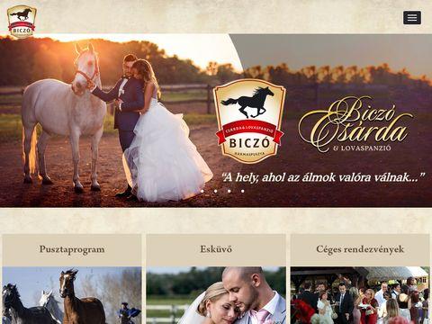 Esküvői szolgáltató: Biczó Csárda