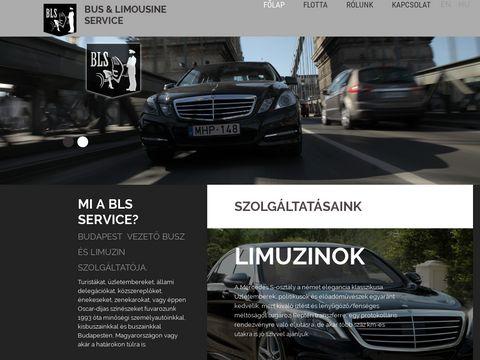 Esküvői szolgáltató: Bus & Limuzin Service