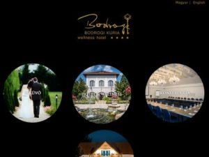Esküvői szolgáltató: Bodrogi Kúria