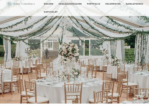 Esküvői szolgáltató: Bodza Virágműhely