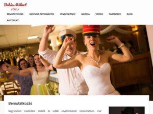 Esküvői szolgáltató: Bohács Róbert ceremóniamester
