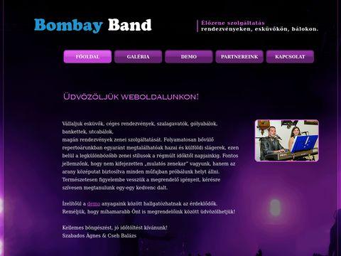 Esküvői szolgáltató: Bombay Band