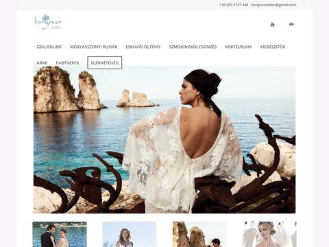 Esküvői szolgáltató: Bonjourszalon