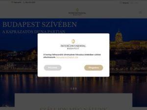 Esküvői szolgáltató: Intercontinental Budapest