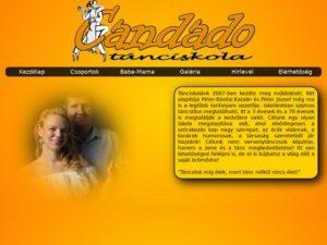 Esküvői szolgáltató: Candado Tánciskola