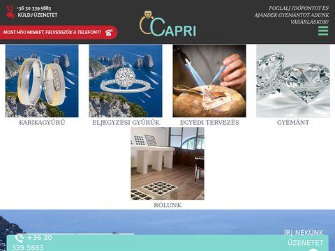 Esküvői szolgáltató: Capri