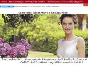 Esküvői szolgáltató: Cathy Cipő
