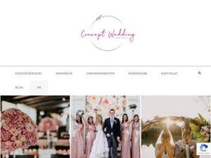 Esküvői szolgáltató: Concept Wedding