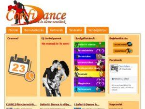 Esküvői szolgáltató: Confi Dance a Magabiztos Tánctudás