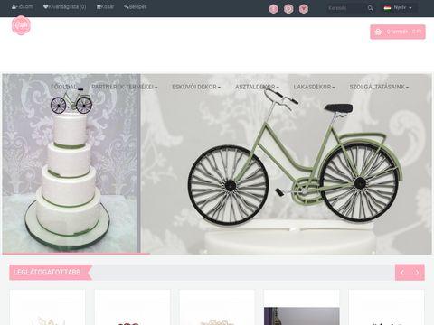 Esküvői szolgáltató: Csipke Design
