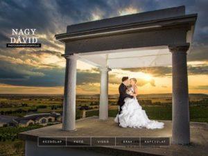 Esküvői szolgáltató: Nagy Dávid Esküvő Fotós