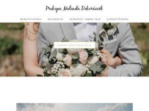 Esküvői szolgáltató: Dekor sziget