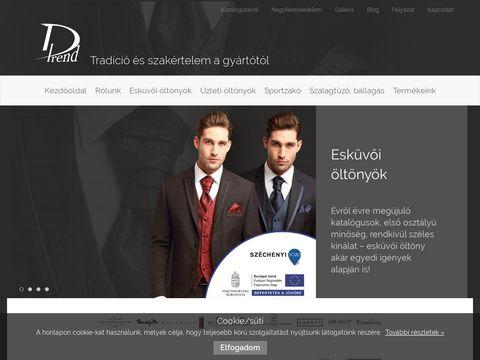 Esküvői szolgáltató: DemeTrend Kft
