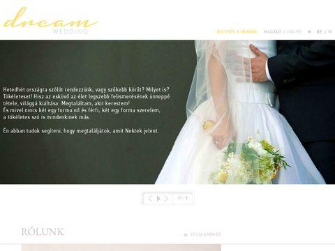 Esküvői szolgáltató: DreamWedding