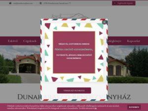 Esküvői szolgáltató: Dunaharaszti Rendezvényház