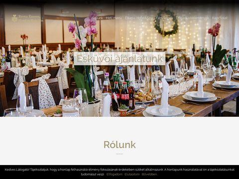 Esküvői szolgáltató: Sobori Kastélyszálló