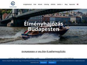 Esküvői szolgáltató: Dunarama Vízitaxi