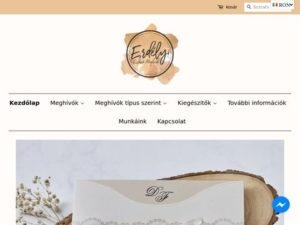 Esküvői szolgáltató: Erdélyi Esküvői Meghívók