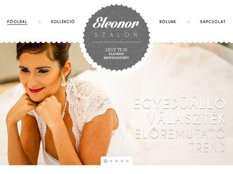 Esküvői szolgáltató: Eleonor Szalon Debrecen