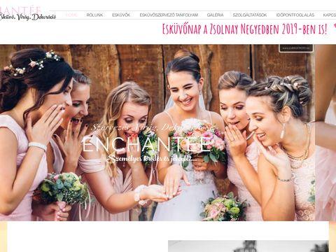 Esküvői szolgáltató: Enchantée Esküvő-