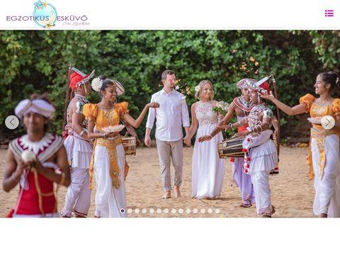 Esküvői szolgáltató: Egzotikus Esküvő
