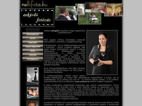Esküvői szolgáltató: Nellifoto.hu Esküvői Fotózás
