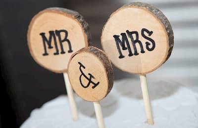 Esküvői kiegészítők