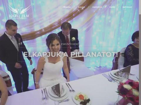 Esküvői szolgáltató: Exkluzív Esküvői Film