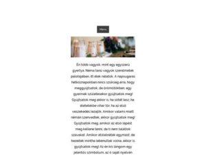 Esküvői szolgáltató: Esküvői Gyertyák