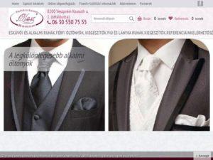 Esküvői szolgáltató: Esküvői Online Áruház