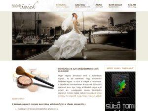 Esküvői szolgáltató: Esküvői smink