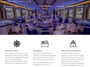 Esküvői szolgáltató: Európa Rendezvényhajó