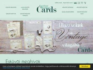 Esküvői szolgáltató: Excellent Wedding Cards