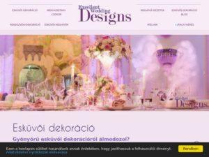 Esküvői szolgáltató: Excellent Wedding Designs