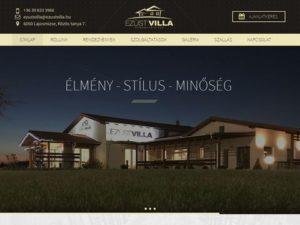 Esküvői szolgáltató: Ezüst Villa Rendezvényház