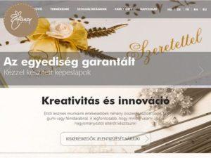 Esküvői szolgáltató: Fancygift Palackmeghívók