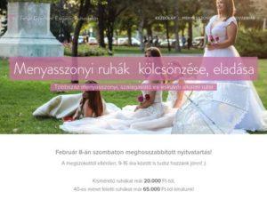 Esküvői szolgáltató: Fehér Gyémánt Esküvői Ruhaszalon