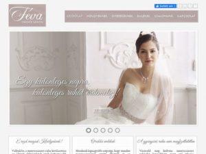 Esküvői szolgáltató: Féva Esküvői Ruhaszalon