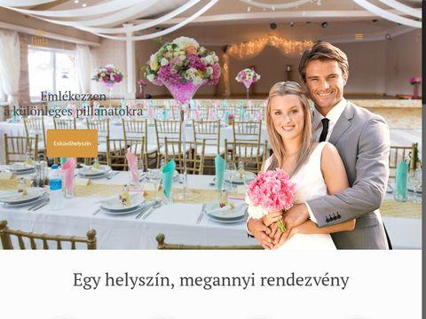 Esküvői szolgáltató: Finta Rendezvényház