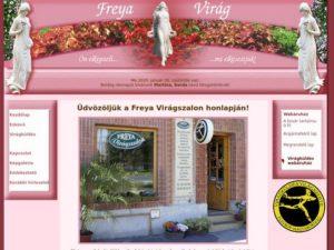 Esküvői szolgáltató: Freya Virágszalon