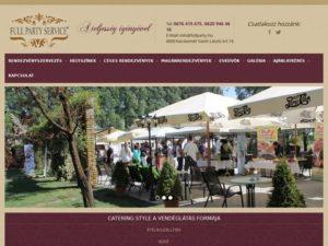 Esküvői szolgáltató: Full Party Service