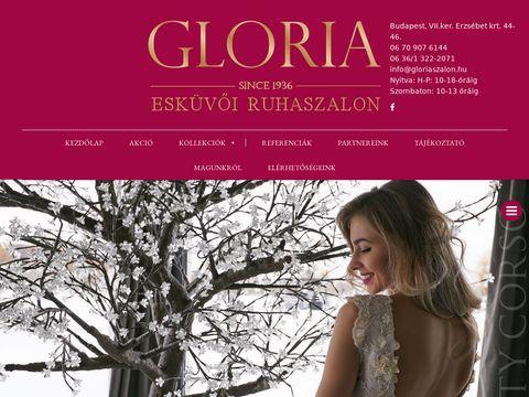 Esküvői szolgáltató: Glória Szalon