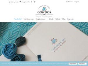 Esküvői szolgáltató: Gondos Orsi Esküvőszervező